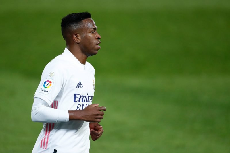 Vinicius Junior joueur du Real Madrid