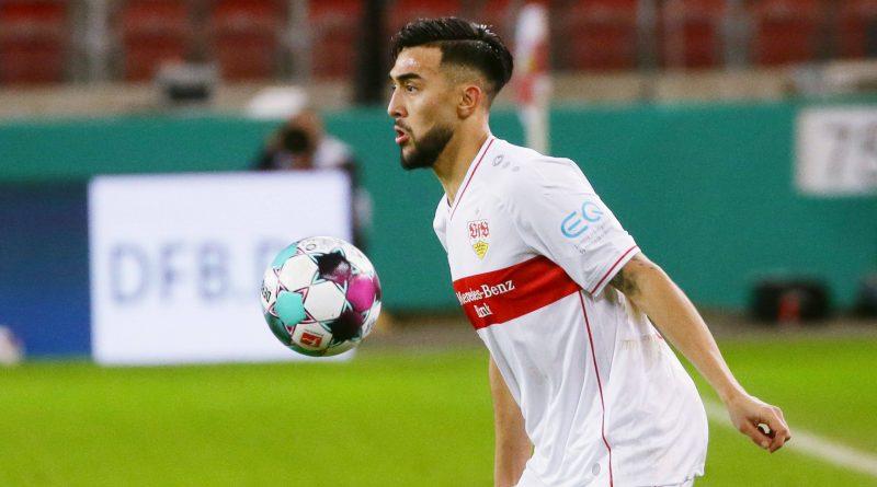 Nicolas Gonzalez, ailier du VFB Stuttgart