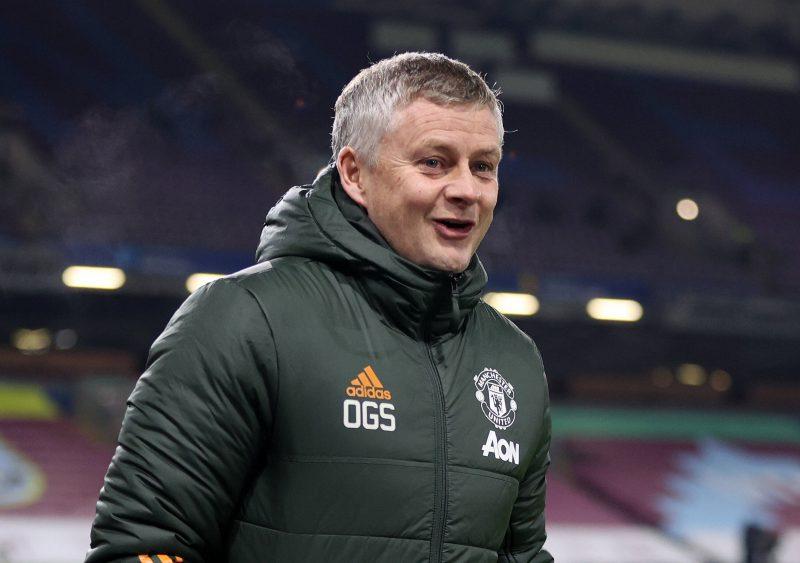 Ole-Gunnar Solskjaer, Manchester United
