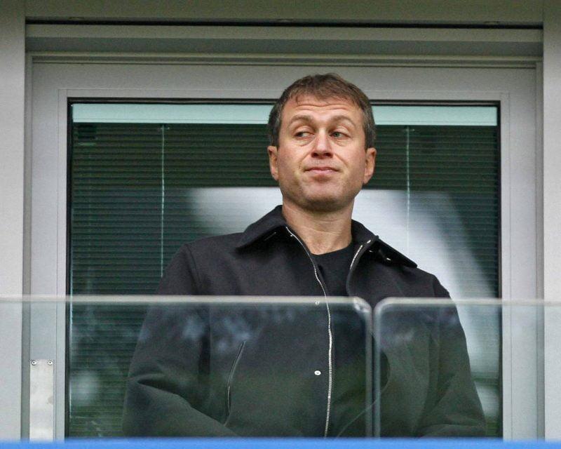 Roman Abramovitch Chelsea