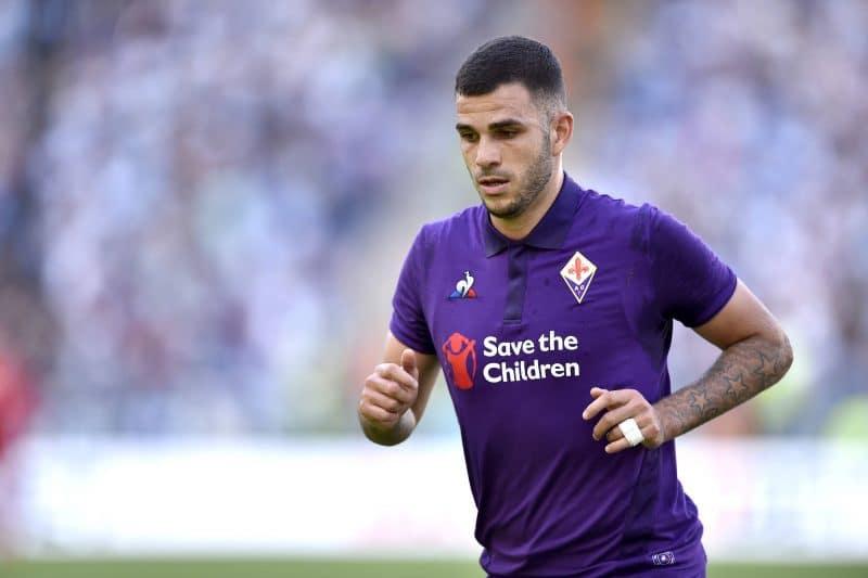 Valentin Eysseric, le milieu de terrain de la Fiorentina