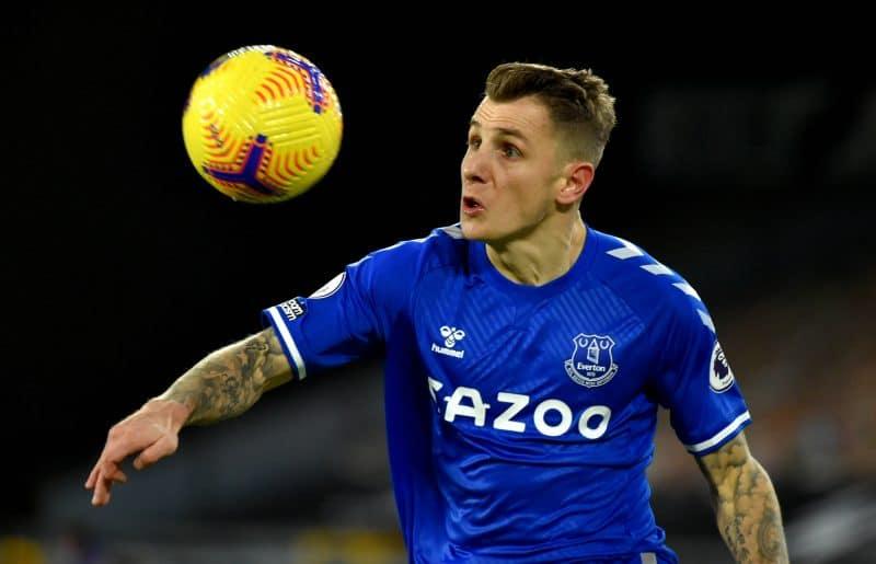 Lucas Digne, Everton FC
