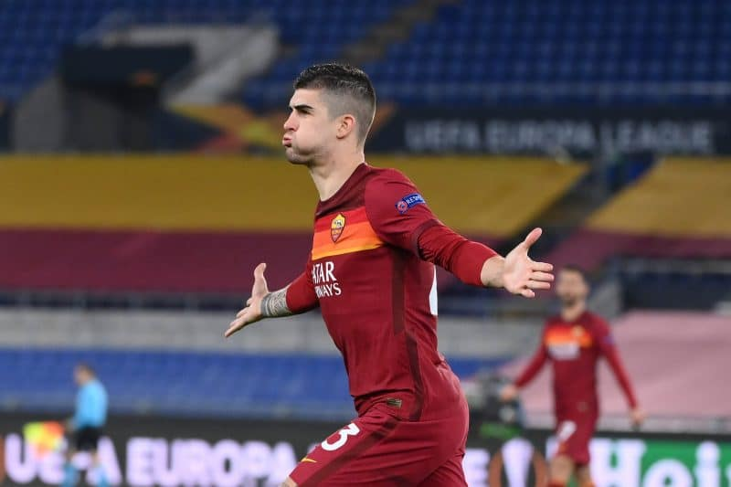 Gianluca Mancini, AS Roma