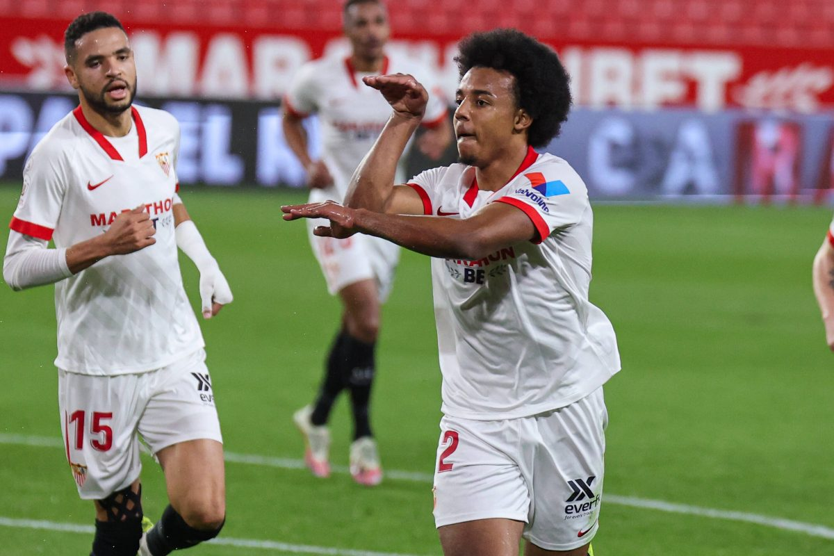 Jules Kounde, FC Séville