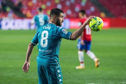 Nabil Fékir, Real Betis
