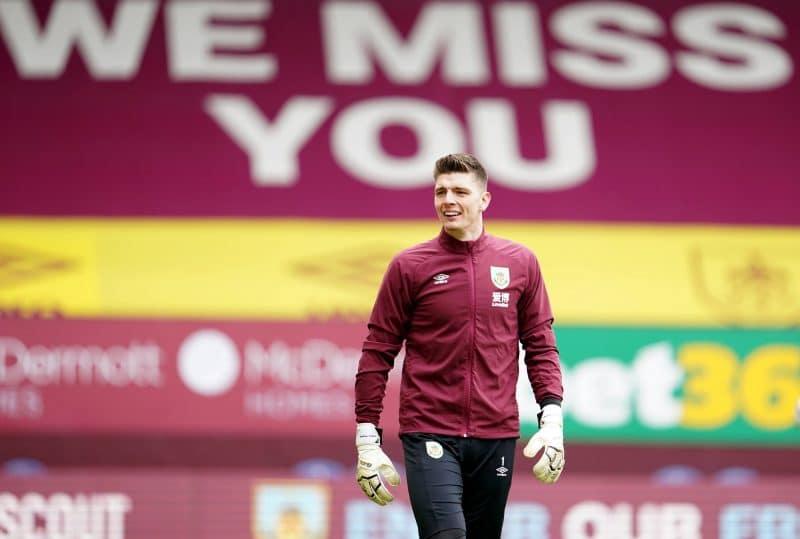 Nick Pope, Burnley FC