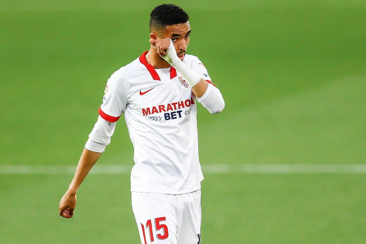 Youssef En-Nesyri vers la Premier League