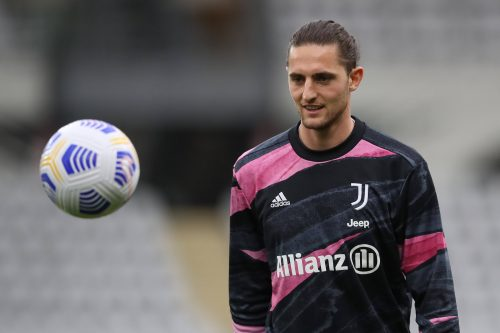 Adrien Rabiot, Juventus FC