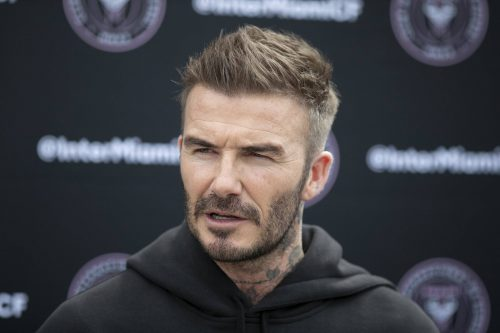 David Beckham contre l'European Super League