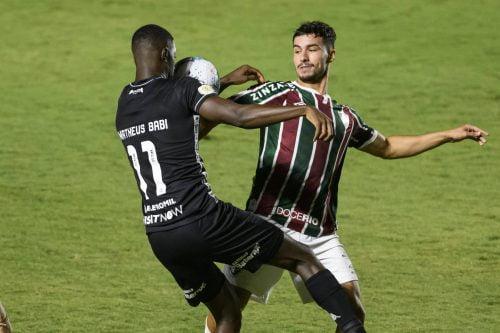 Matheus Martinelli, Fluminense