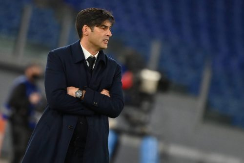 Paulo Fonseca, AS Roma