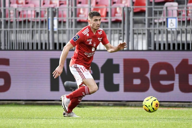 Romain Perraud - Stade Brestois 29
