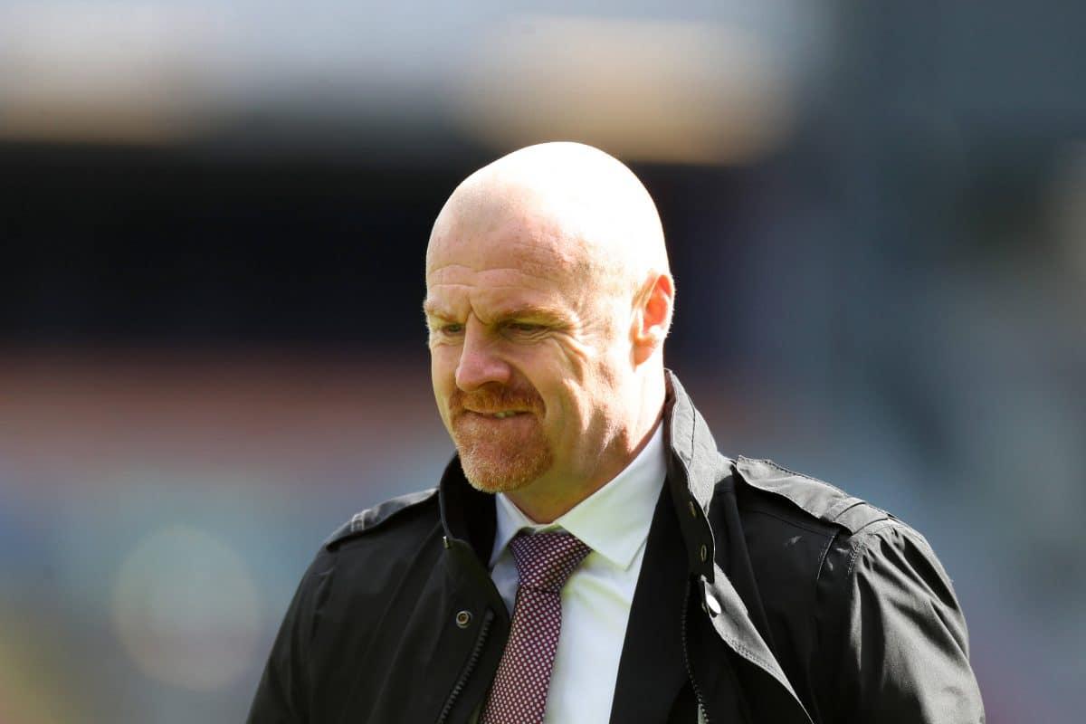 Sean Dyche, le manager de Burnley FC