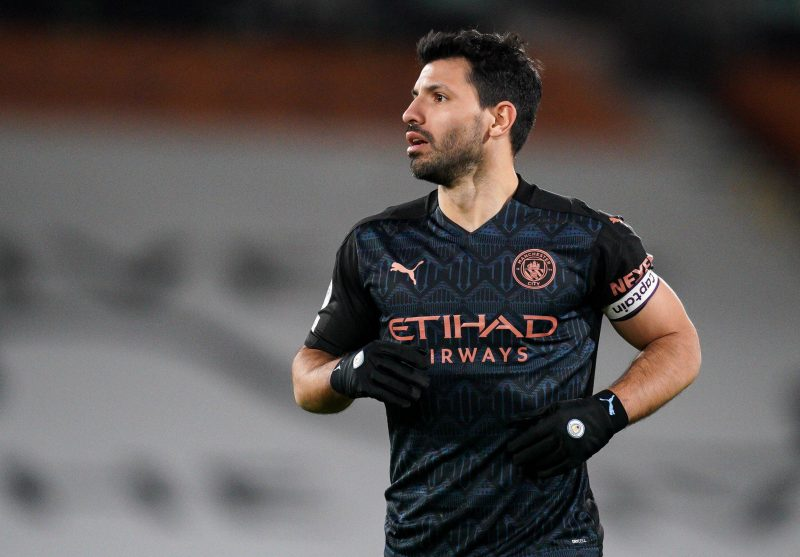 Sergio Agüero, Man City