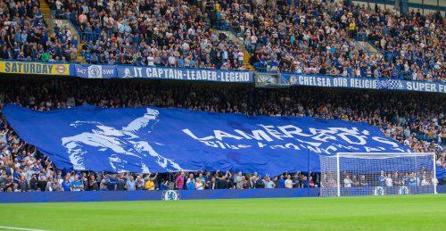 Supporters du Chelsea FC