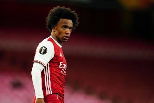 Willian veut rester à Arsenal