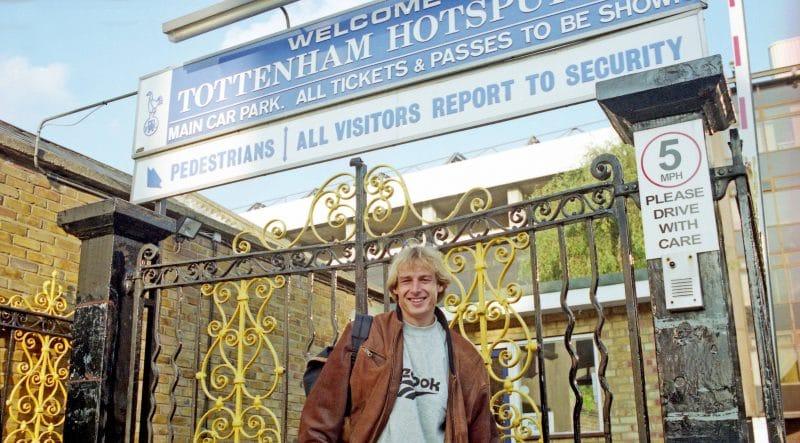 Klinsmann va-t-il revenir à Tottenham