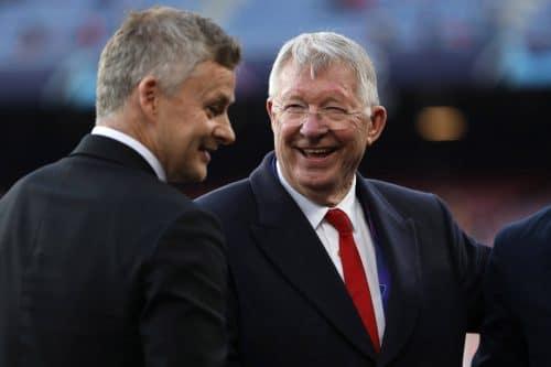 Sir Alex Ferguson fait l'éloge d'Ole-Gunnar Solskjaer