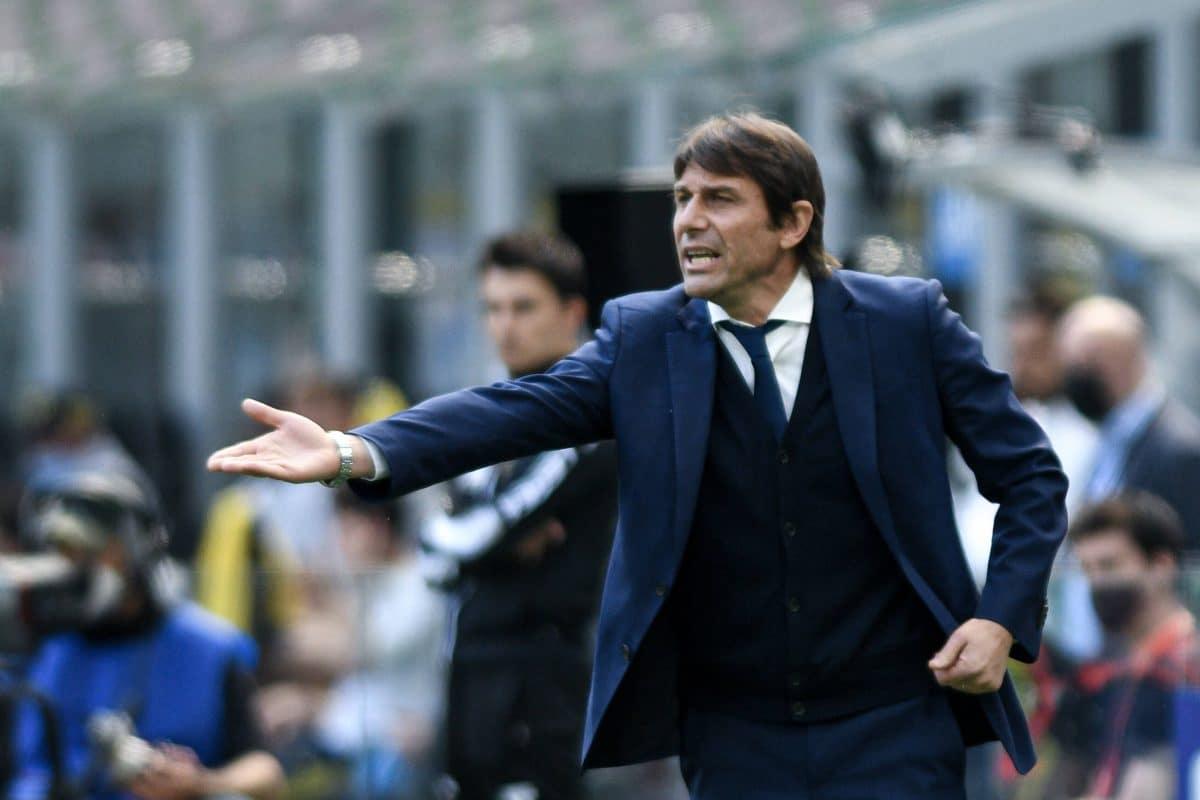 Antonio Conte vers Tottenham