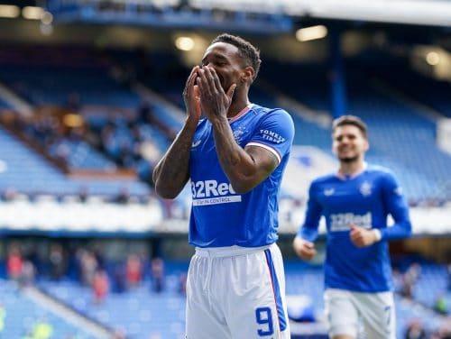 Jermain Defoe, Glasgow Rangers