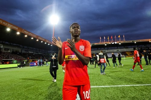 Kamal-Deen Sulemana vers Manchester United