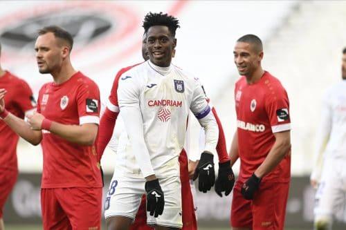 Albert Sambi Lokonga vers Arsenal