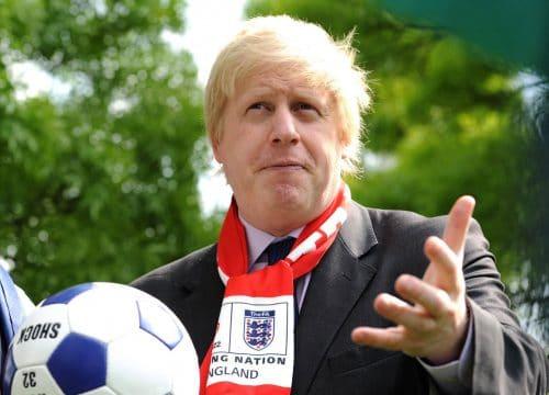 Boris Johnson, le Premier Ministre Britannique