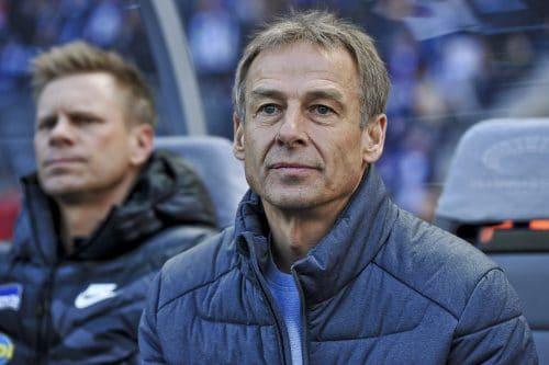 Jurgen Klinsmann candidat au poste de manager de Tottenham