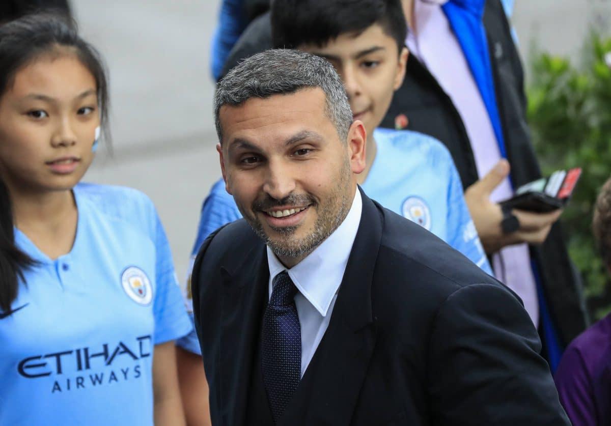 Khaldoon Al Mubarak, président de Manchester City