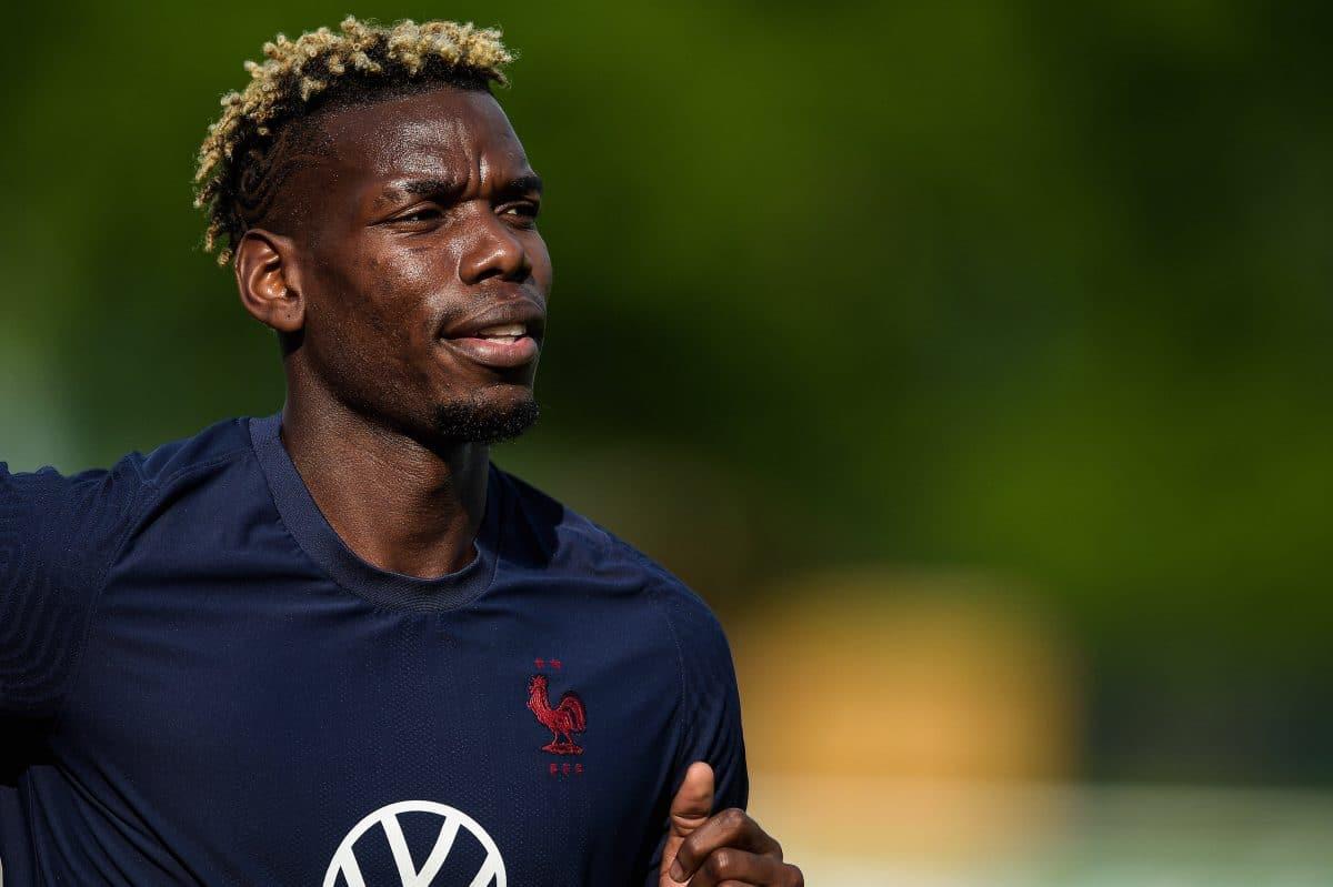 Paul Pogba attendra après l'Euro pour son avenir