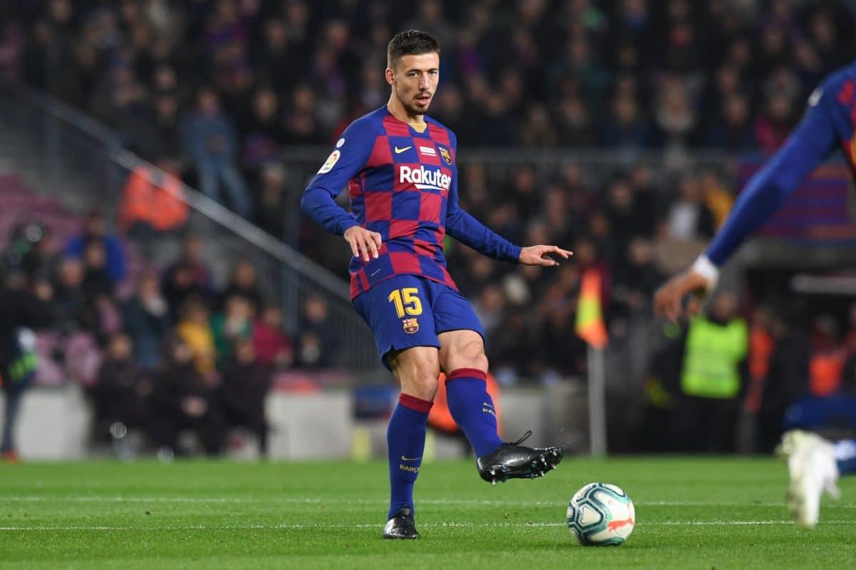 Clement Lenglet va quitter le FC Barcelone