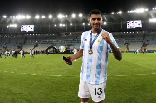 Cristian Romero vers Tottenham