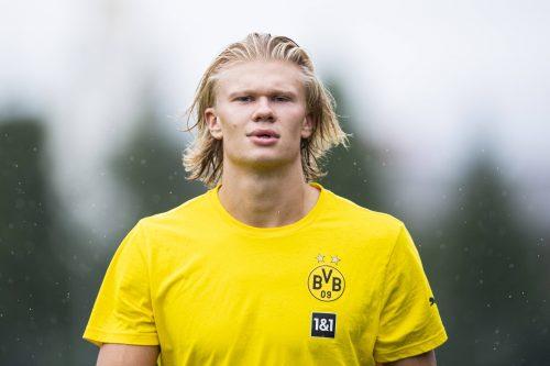 Erling Haaland va rester à Dortmund