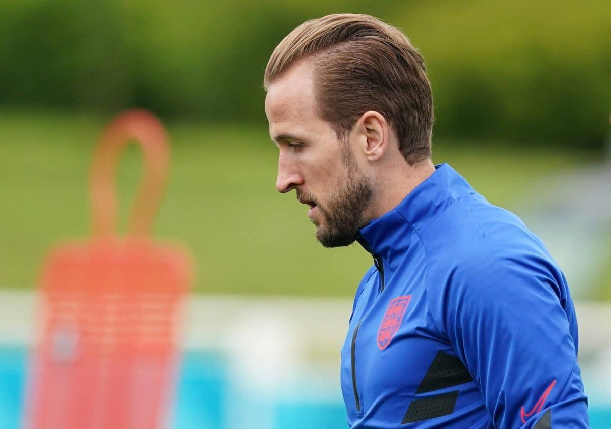 Harry Kane à l'Euro 2020