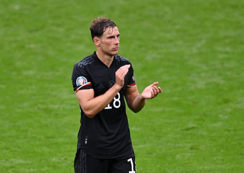 Leon Goretzka vers Manchester United