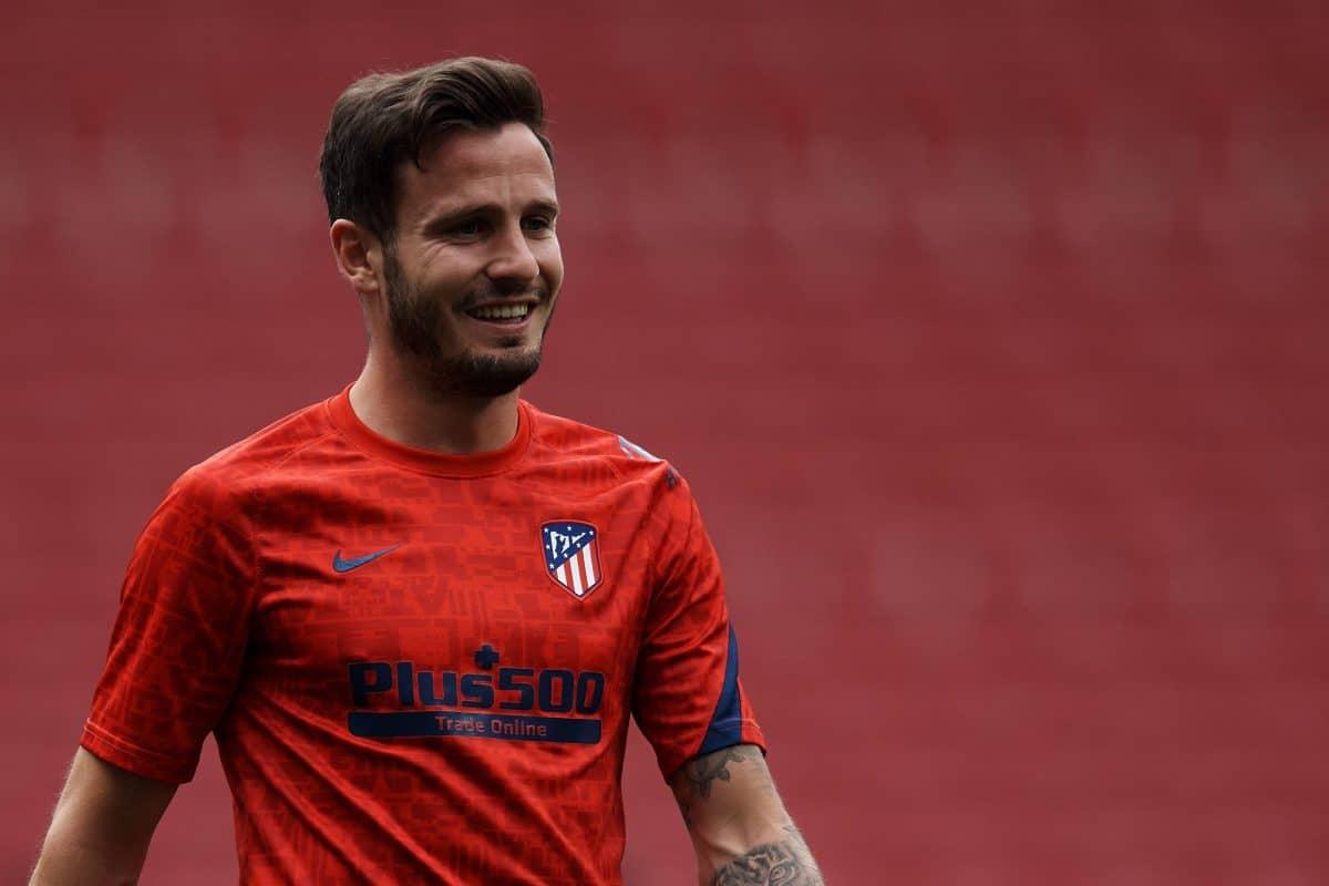 Saul Niguez vers Liverpool