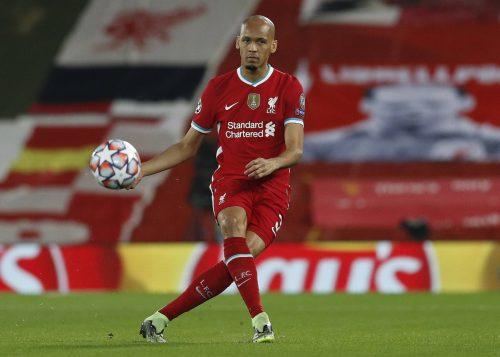 Fabinho prolonge avec Liverpool