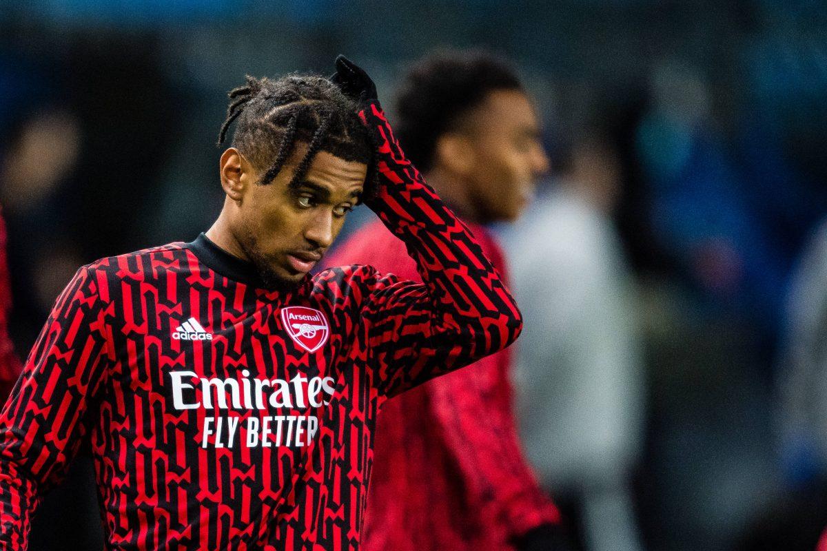 Reiss Nelson vers Feyenoord