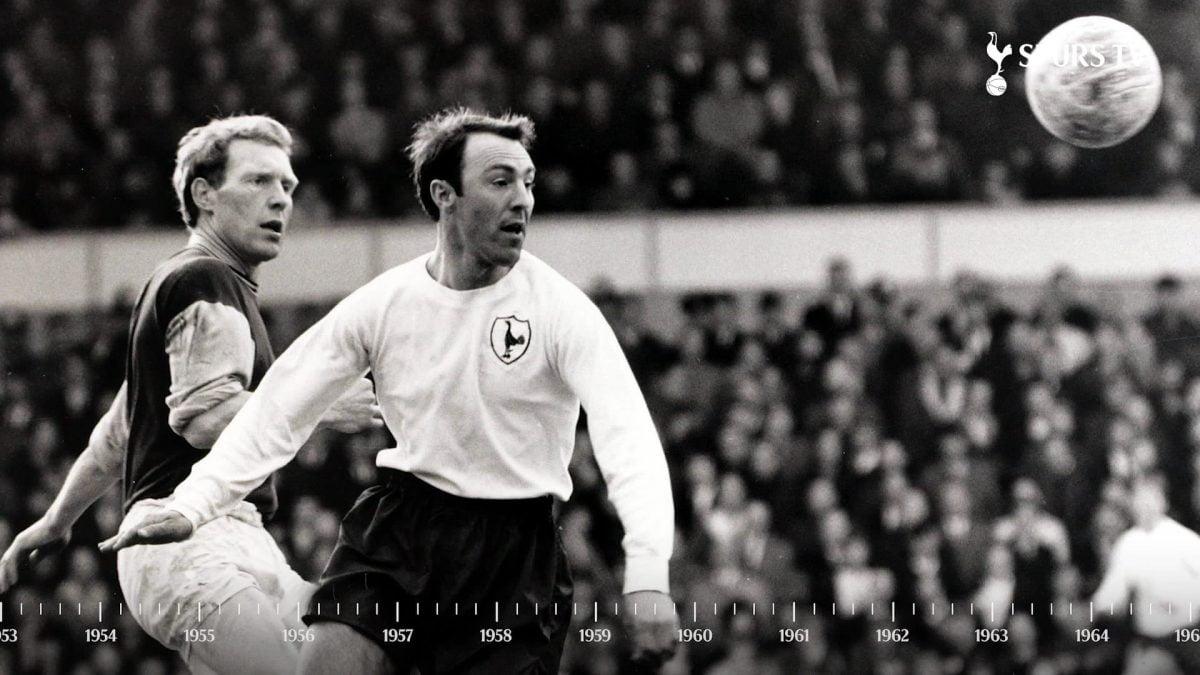 Jimmy Greaves Tottenham