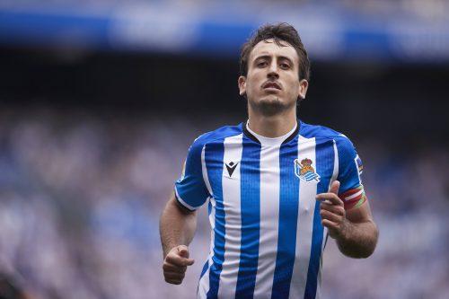 Mikel Oyarzabal vers Man City