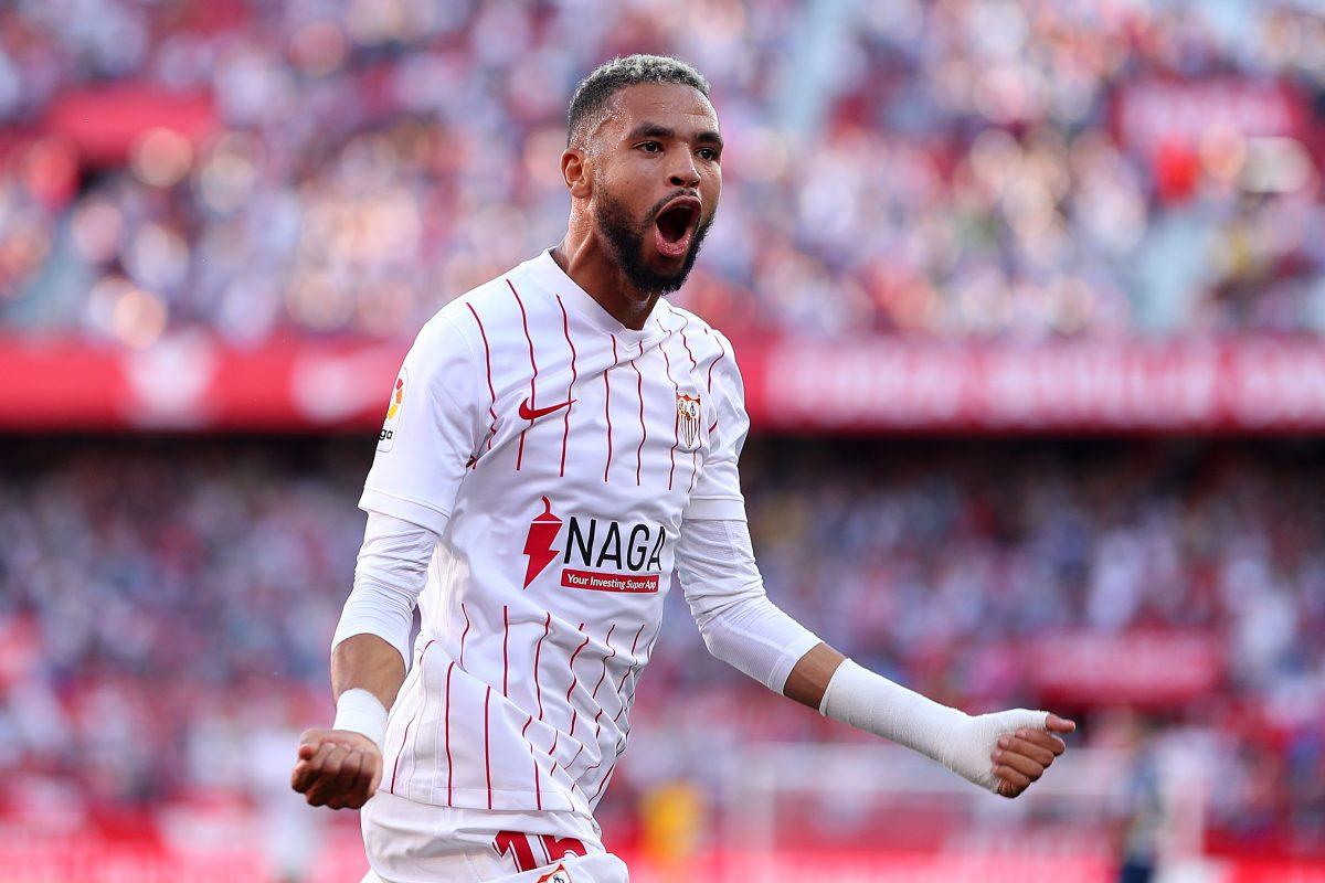 Youssef En-Nesyri vers Arsenal