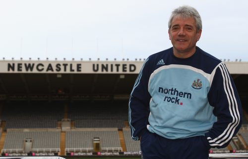 Kevin Keegan parle de Newcastle