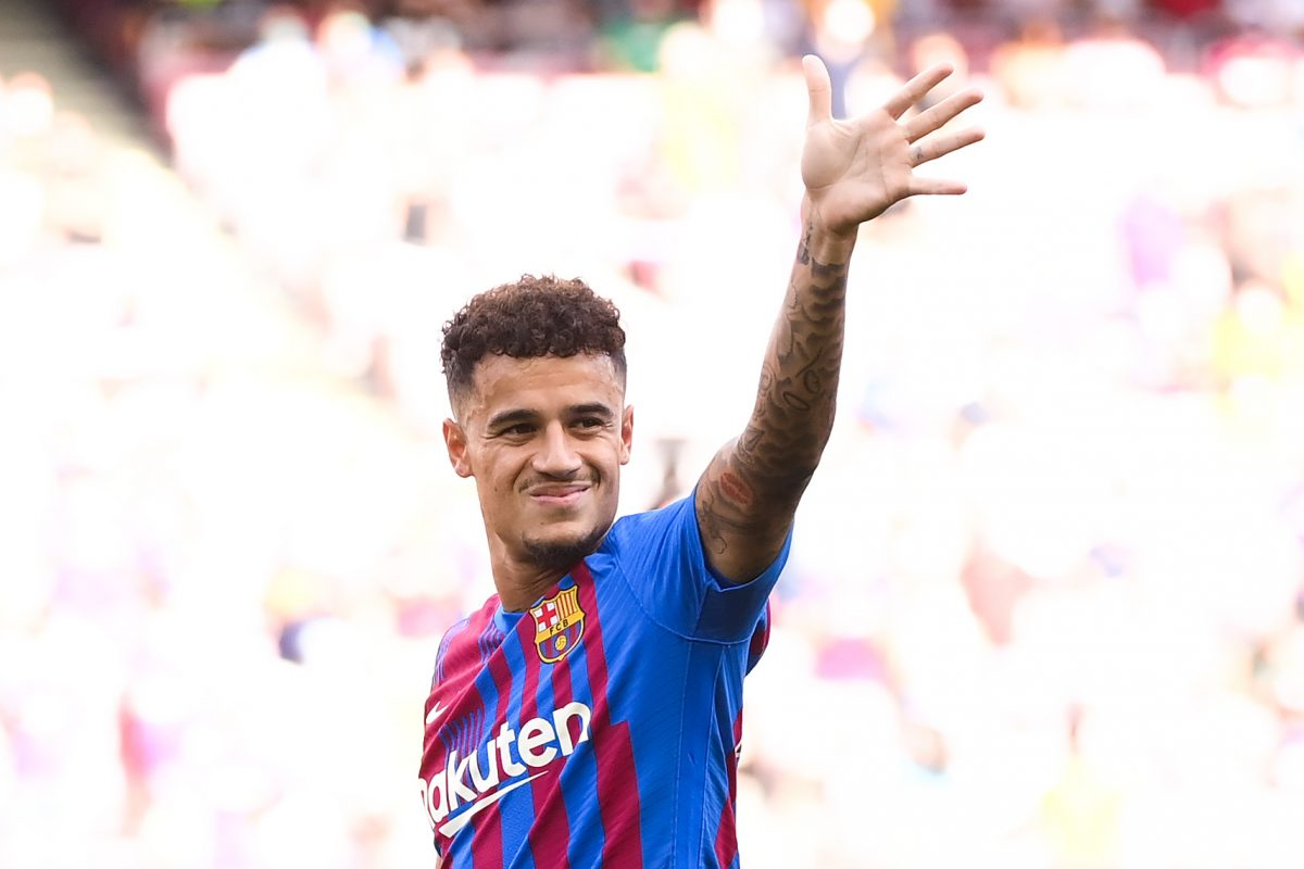 Philippe Coutinho vers Newcastle