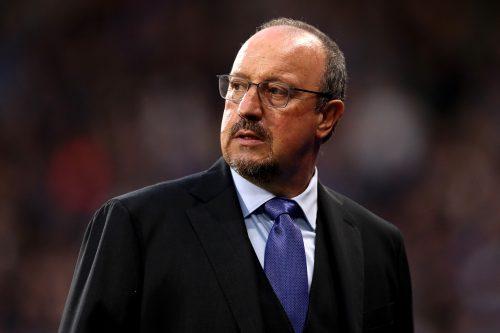 Rafael Benitez reste à Everton